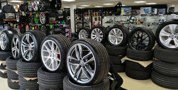 Super New Range Of Alloy Wheels Now In Stock