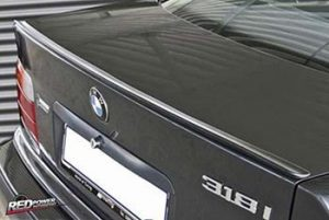 Boot lip Spoiler BMW E36