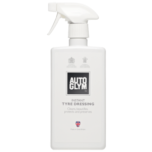 Auto glym instant tyre dressing Image