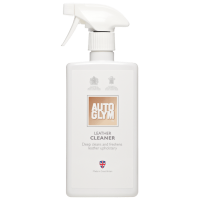 Auto glym leather cleaner Image