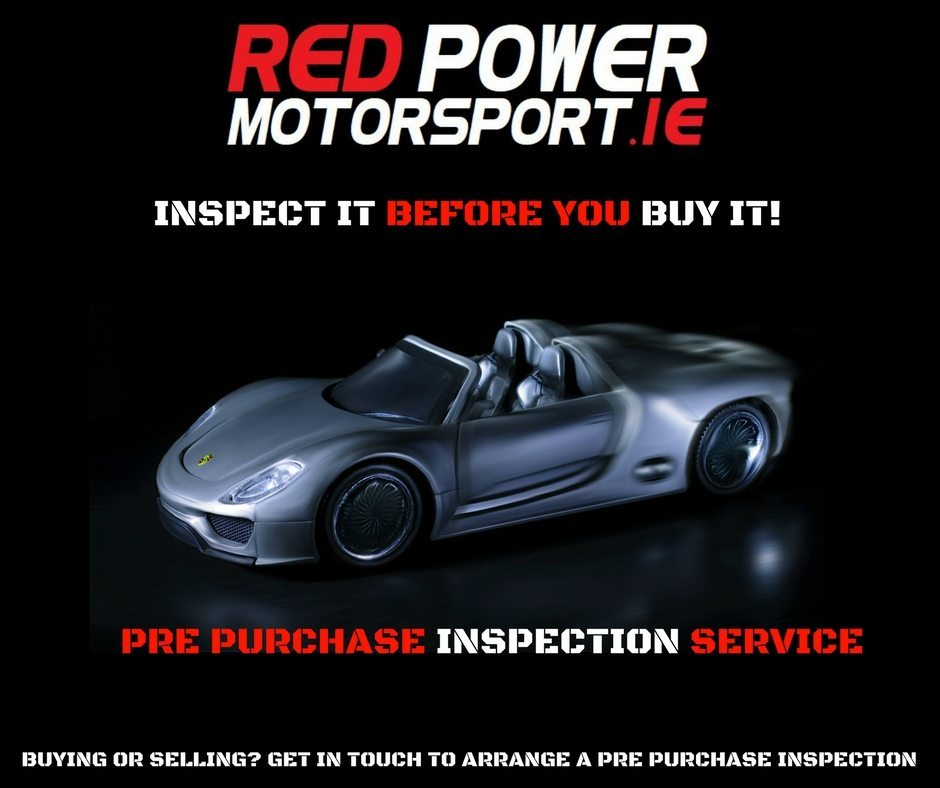 INSPECT IT BEFORE YOU BUY IT!