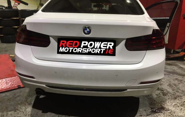 Taillight Tint On F30 BMW