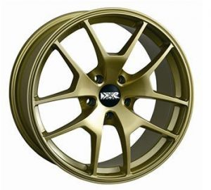 XXR Alloy WHEELS XR518P-1985-2GL