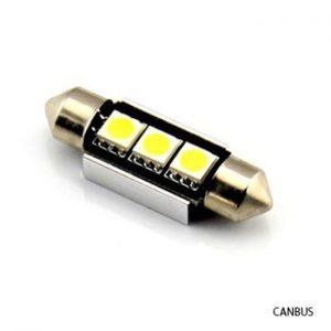 Festoon LED Bulb 39 mm white