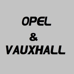 Opel/Vauxhall Design